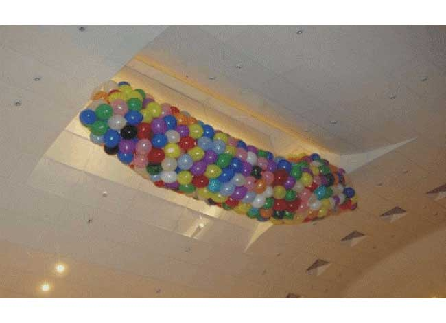 Как сделать сетку из шаров 181