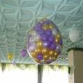 Шар-Сюрприз с маленькими шариками внутри