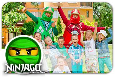 Организация и проведение детских праздников в Киеве | Студия Позитив