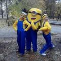Реквизит для праздников, Миньоны костюмы для аниматоров