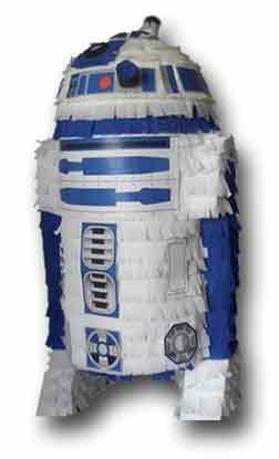 Пиньята купить в киеве - пиньята звездные войны робот R2-D2