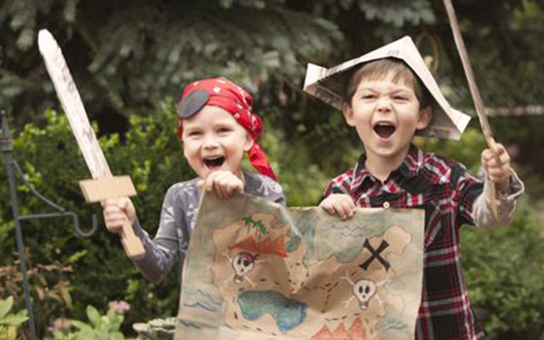 Квест для детей на день рождения Киев