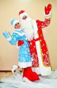 Заказать Деда мороза Киев