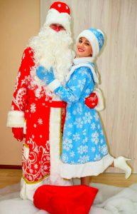 Заказать Деда и Снегурочку мороза Киев