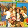 пиратская вечеринка для детей киев