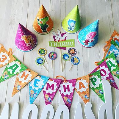 оформление детских праздников Киев